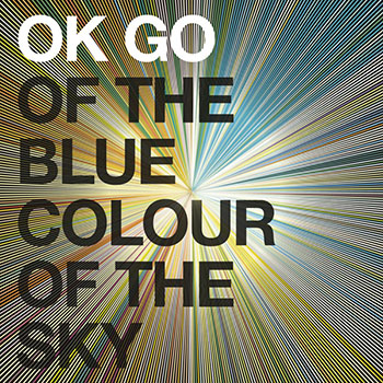Of The Blue Colour Of The Sky