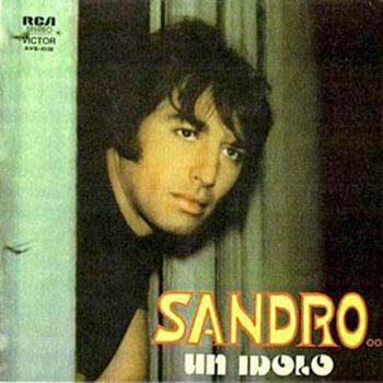 Sandro... Un Ídolo