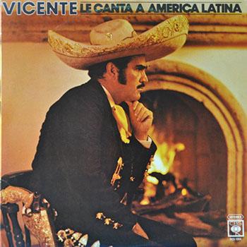 Vicente Le Canta A América Latina